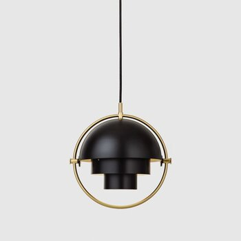 Подвесной светильник MULTI-LITE PENDANT small , BRASS BASE | Back Semi Matt