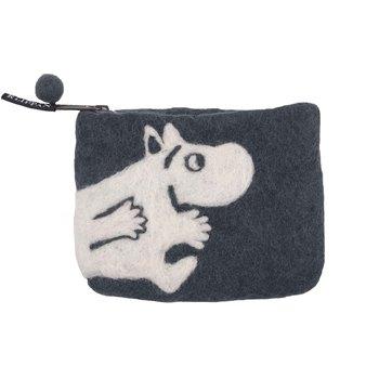 Кошелек Klippan  Moomin grey