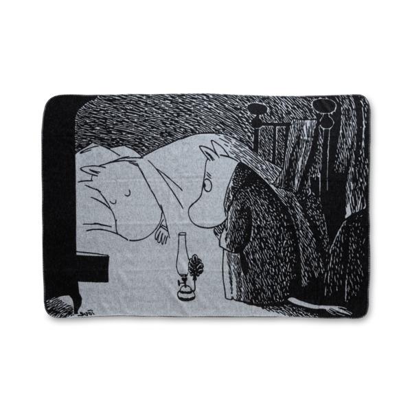 Покрывало Night Moomin. Изображение 1