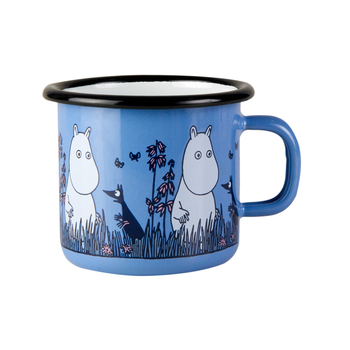 Чашка Muurla Moomin Friends, blue