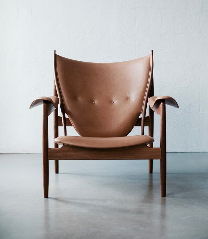 Стул HOUSE OF FINN JUHL CHIEFTAIN CHAIR 1949. Изображение 1