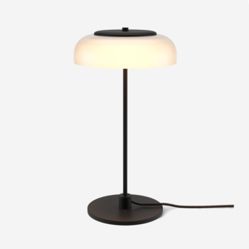Настольный светильник NUURA BLOSSI TABLE BLACK