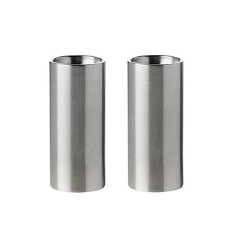Набор солонка и перечница Stelton by Arne Jacobsen