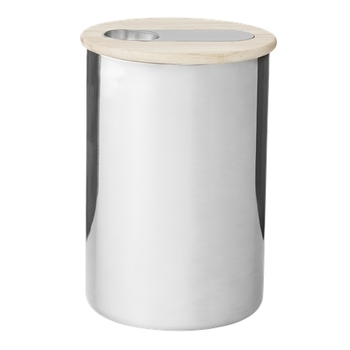 Колба с ложкой для хранения кофе Stelton Scoop