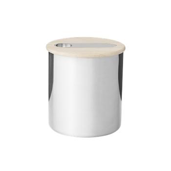 Колба с ложкой  для хранения чая Stelton Scoop