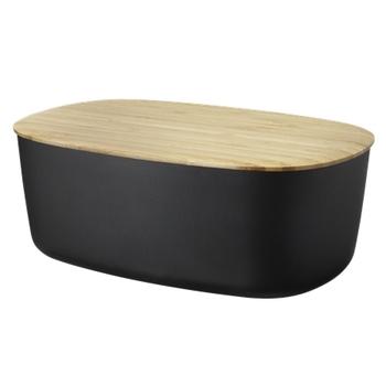Хлебница Rig tig by Stelton Box-it, black