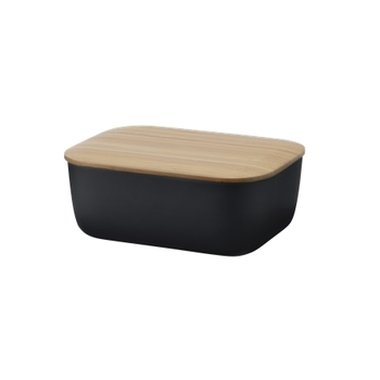 Клош для масла Rig tig by Stelton Box-it black
