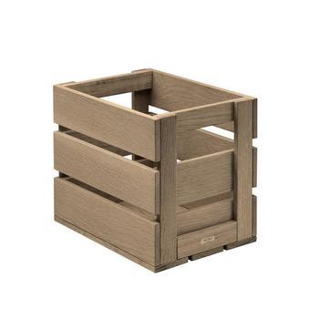 Ящик для хранения  бутылок Skagerak Dania Box  teak