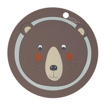 Подставка под тарелку Oyoy Bear
