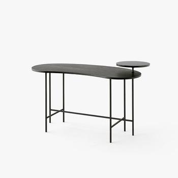 Стол &Tradition Palette Desk JH9, black ash /nero marquina