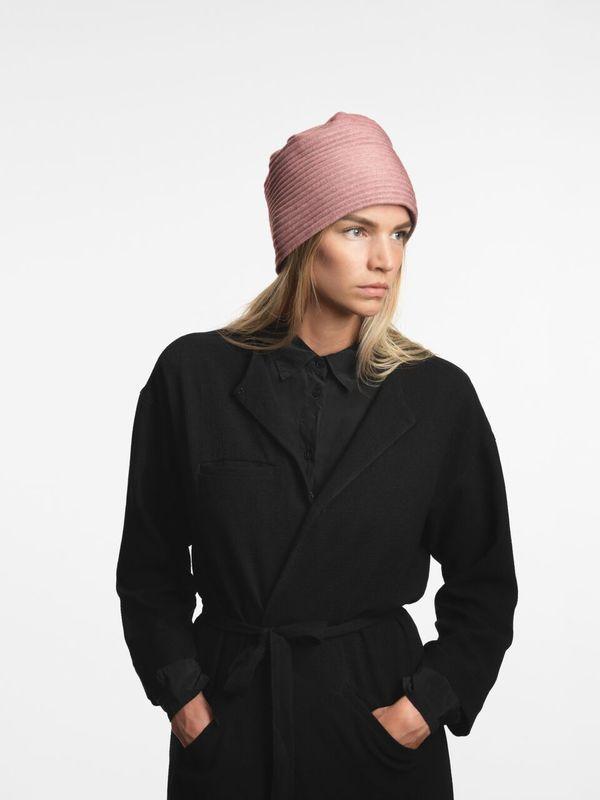 Шапка Design House Stockholm Pleece Pink. Изображение 1