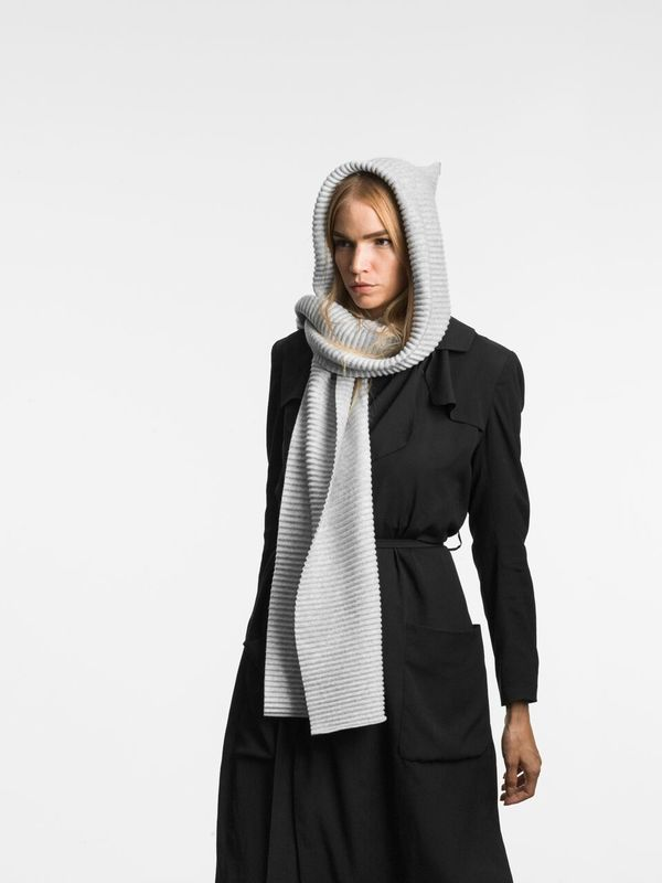 Худи Design House Stockholm Pleece Light grey. Изображение 1