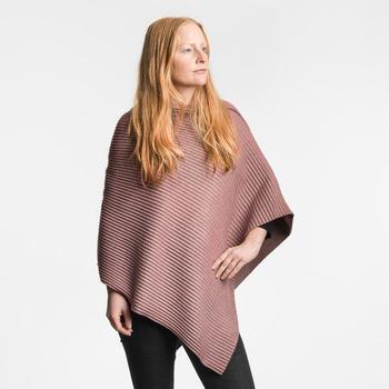 Пончо Design House Stockholm Pleece short Pink