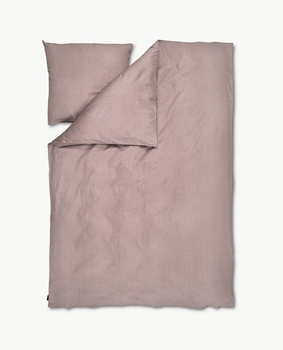 Комплект постельного белья Skagerak Nebulosa Dusty rose