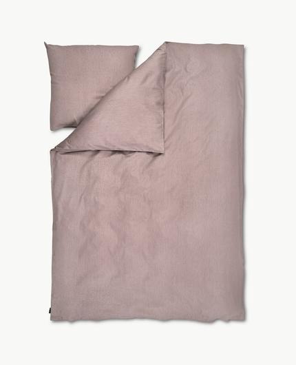 Комплект постельного белья Skagerak Nebulosa Dusty rose. Изображение 1