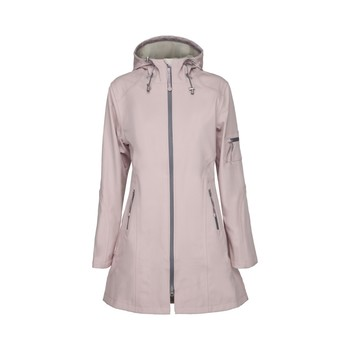 Плащ Ilse Jacobsen 3/4 Raincoat, Adobe Rose