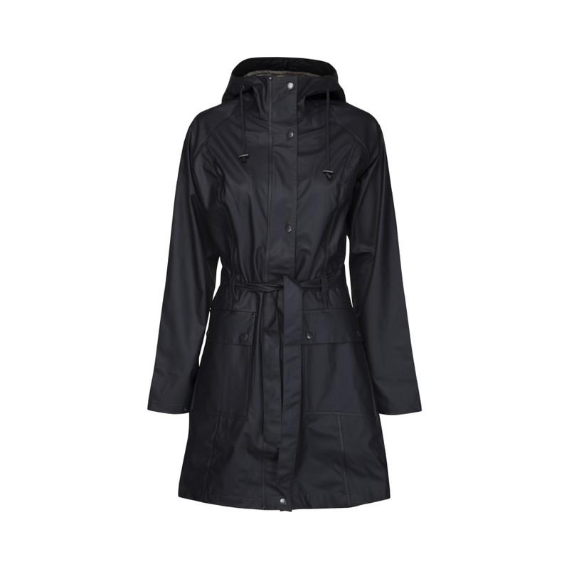 Плащ Ilse Jacobsen Raincoat, Dark Indigo. Изображение 1