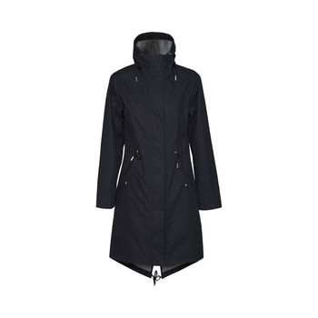 Плащ Ilse Jacobsen Raincoat, Dark Indigo