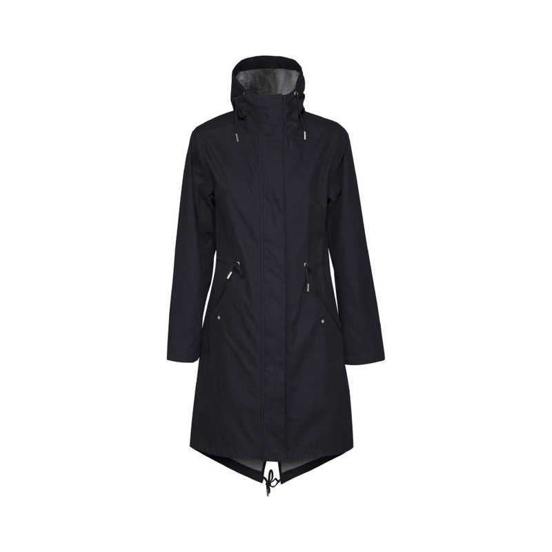 Плащ Ilse Jacobsen Raincoat, Dark Indigo. Изображение 1