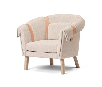 Кресло Design House Stockholm Ram Easy beige