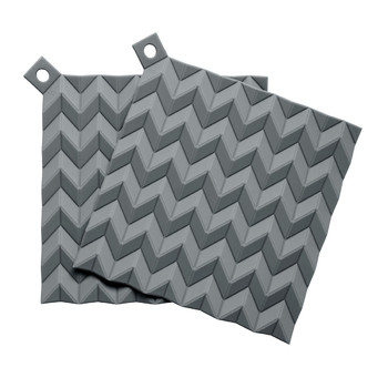Набор прихваток для горячего Rig tig by Stelton dark grey