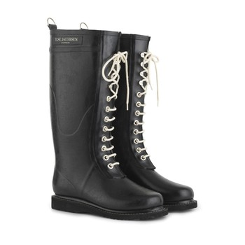 Сапоги Ilse Jacobsen Long Rubberboot, Black