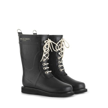 Сапоги Ilse Jacobsen 3/4 Rubberboot, Black