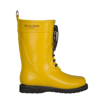 Сапоги Ilse Jacobsen 3/4 Rubberboot,  Cyber yellow