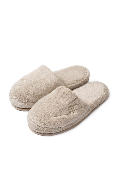 Тапочки Luin spa Cosi Slippers Sand . Изображение 1