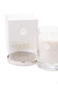 Аромасвеча Luin spa Scented Candle Sunshine