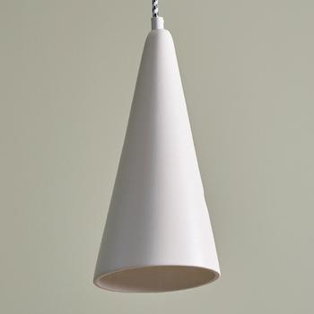 Подвесной светильник Ment MED hull hvit