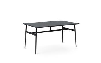 Стол  Normann Copenhagen Union Table 140 x 90 cm Black