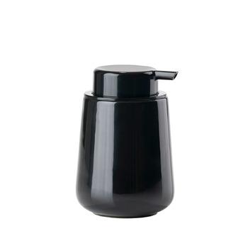 Диспенсер для мыла Zone Nova Shine, black coral