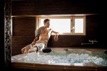 Килт для бани Luin spa Men's Wrap Towel Sand