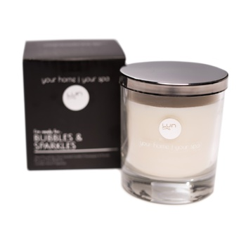 Аромасвеча Luin spa Scented Candle Bubbles