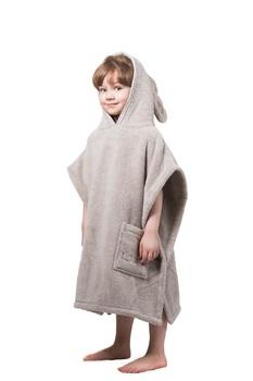 Пончо Luin Spa Poncho towel Sand