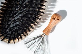 Щетка для чистки расчески Luin spa Hair Brush Cleaner