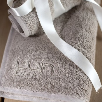 Полотенце для лица Luin spa Facial towel Sand