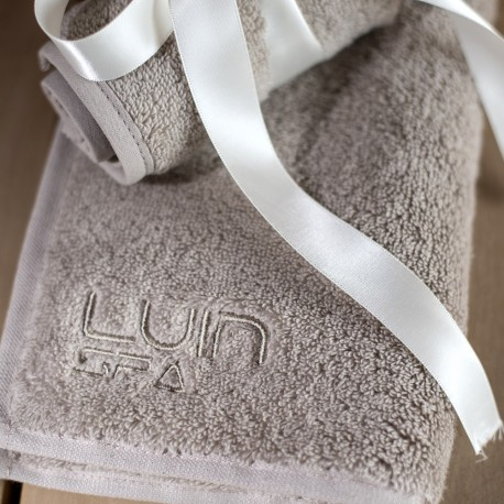 Полотенце для лица Luin spa Facial towel Sand. Изображение 1