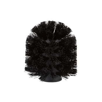 Щетка для ершика Zone Toilet Brush Head-black
